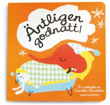 Böcker - Äntligen God natt