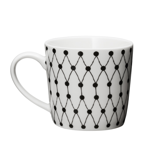 Porcelain Coffee Mug - Small